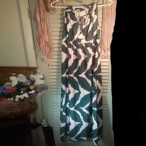 Collective Concepts Stitch Fix maxi dress sz S